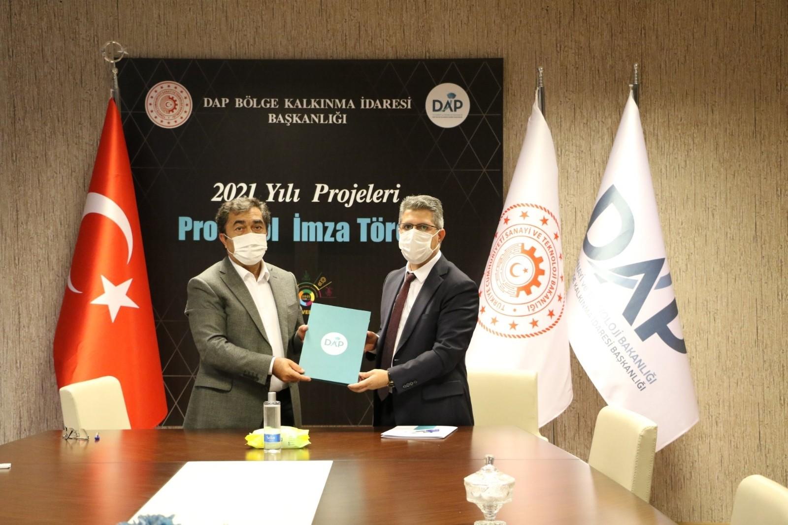 Ağrı'da, ''Sütümü Koruyorum Projesi'' kapsamında protokol imzalandı