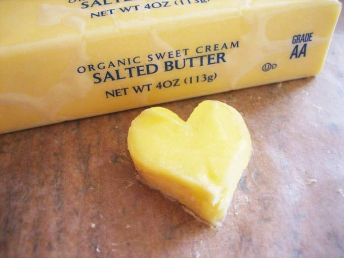 Preparation of Butter