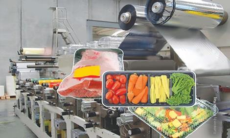 Upgrading food packaging industry