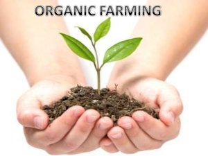 Organfic Farming copy