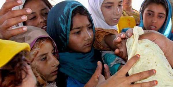 Pakistan's food security