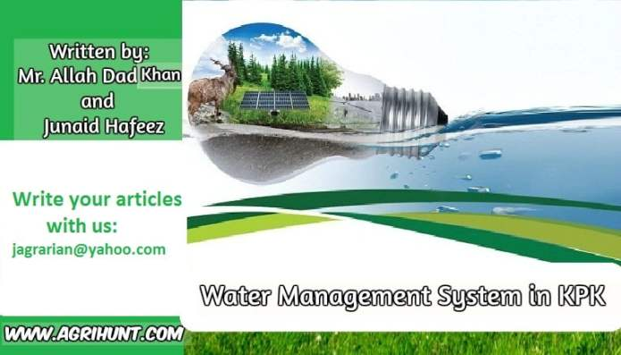 Water Management System in KPK