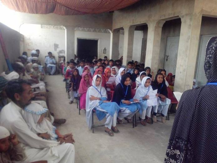 Role of woman education in our society