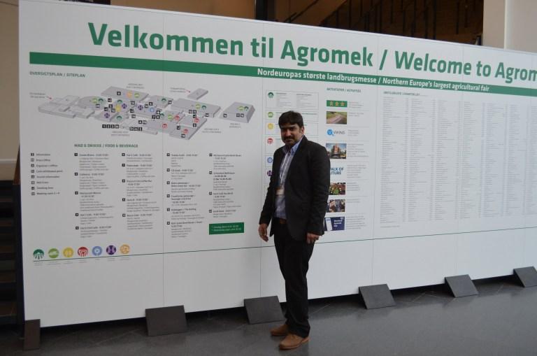 Agrihunt in Agromek 2016
