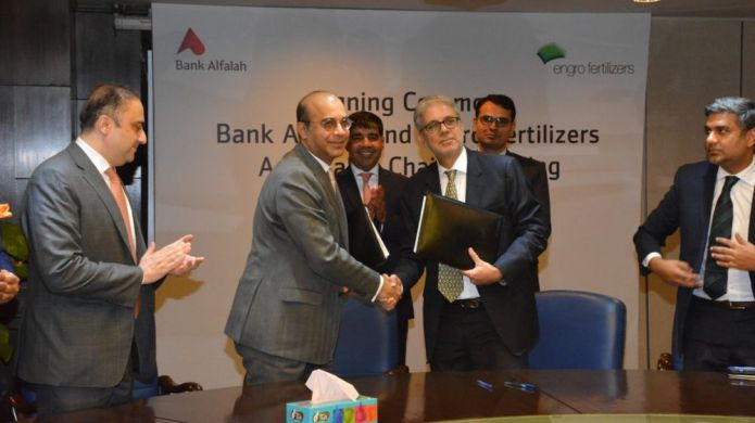 Bank Alfalah and Engro Fertilizers Partner to Launch Financing Program for Farmers