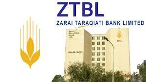 ZTBL Jobs 2018- Zarai Taraqiati Bank Ltd Latest Jobs- Apply online