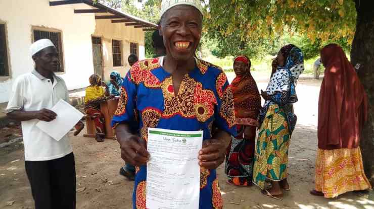 Ubia Soko, Tanzania, Smallholder, ICT4Ag, App