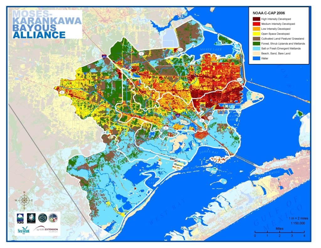 Land Use And Population Characteristics