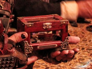 Steampunk Music Box