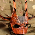Pan Leather Mask