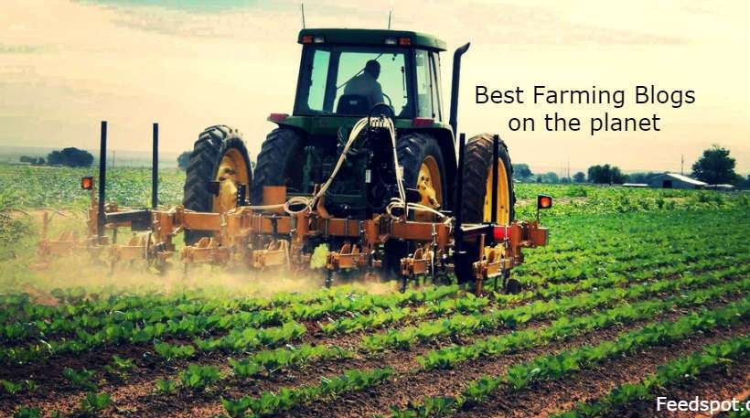 Top 20 Agriculture Blogs agrinfobank.com.pk