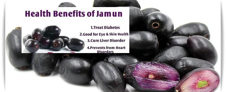 Medical Importance of Jamun Fruit