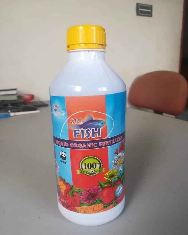 Liquid Organic Fish Fertilizer in Pakistan