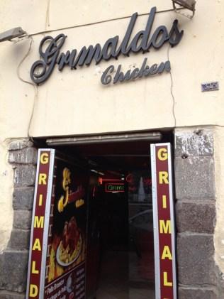Grimaldos Chicken