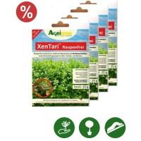 4 x Agrinova XenTari® Raupenfrei 25 g (100 Gramm Sparpack)