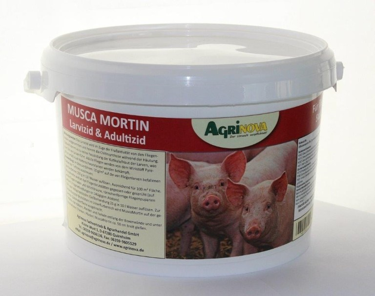 MuscaMortin® Larvizid & Adultizid