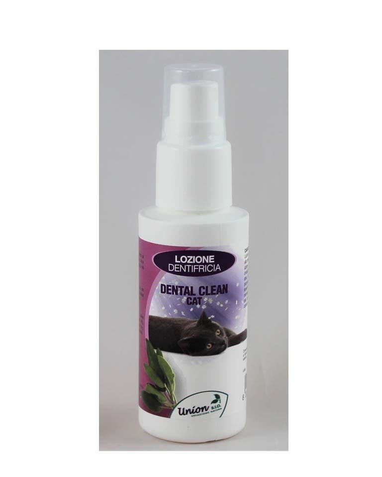 Dental Clean Cat - Zahnputzlotion 50ml Pumpspray