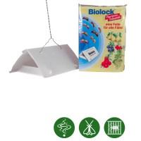 Biolock® Deltafalle 2 Stück/ Packung inklusive 2 Klebeböden pro Falle