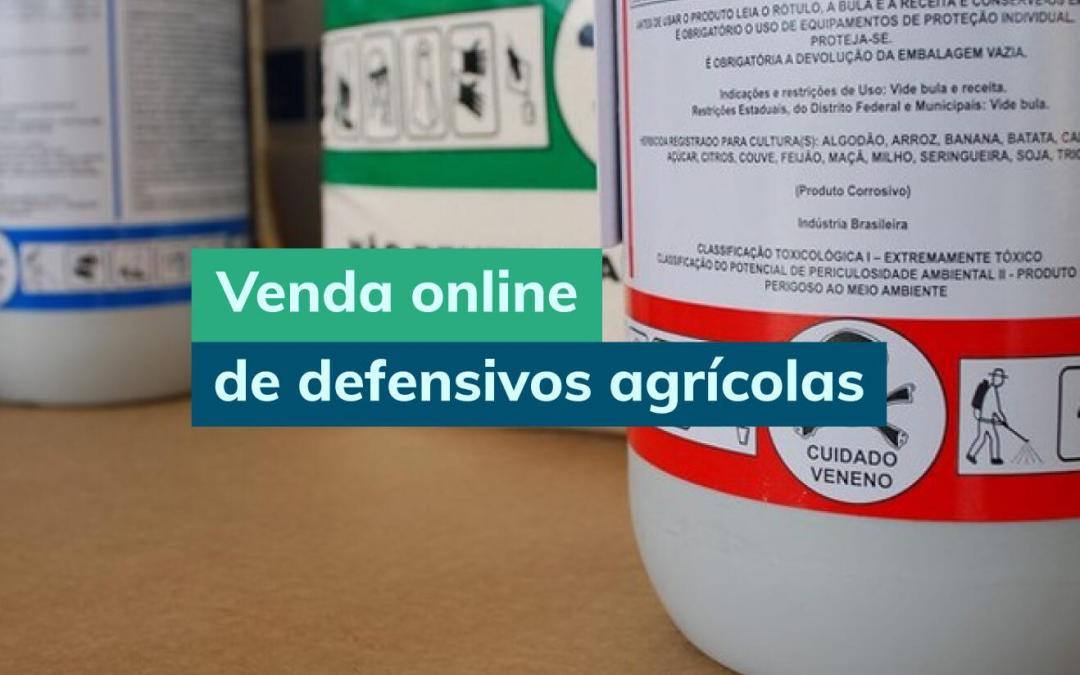 E-commerce de defensivos agrícolas: como fica o receituário agronômico?