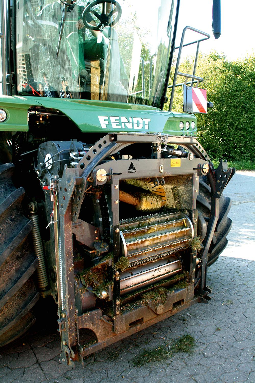 Fendt Katana hakselaar getest Agri Trader (7)