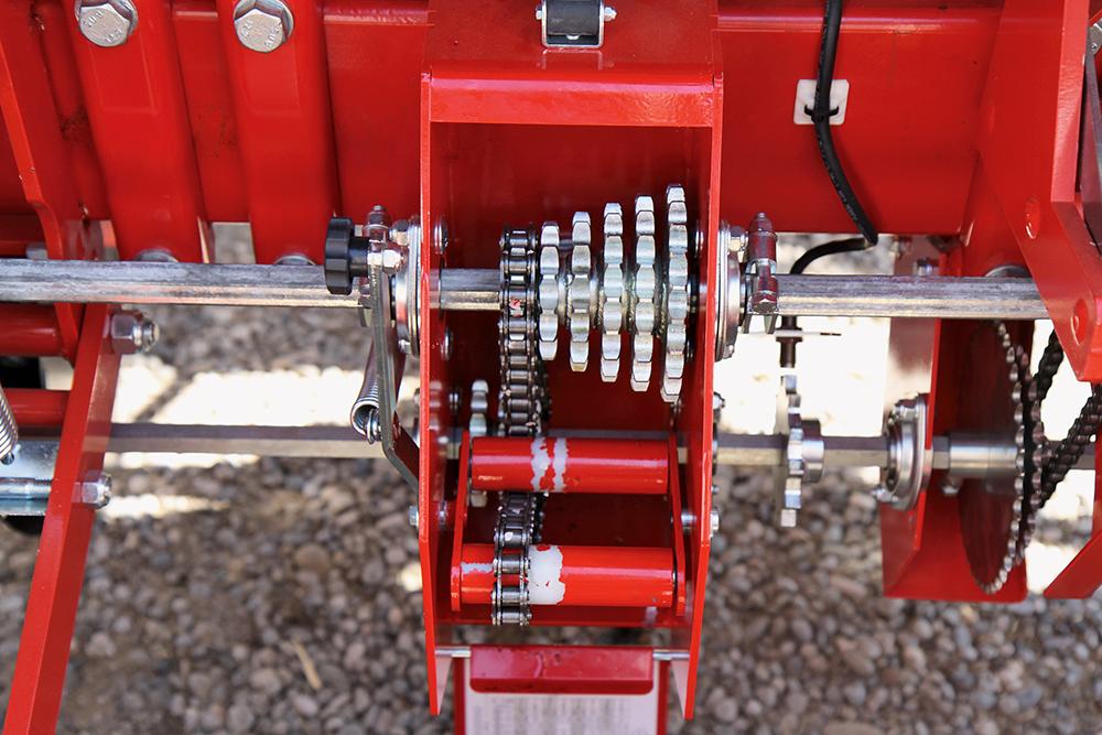 Precisie zaaimachine Maxi van Rotoland in de #Akkertest Agri Trader (6)