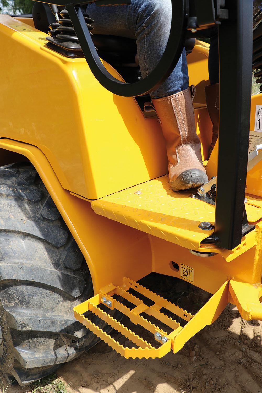 De combi van Duitse Gruendlichkeit en focus op service staan garant voor succes - Agri Trader test - (5)