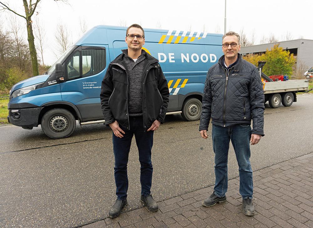Bulk Terminal Zeeland - Klant van De Nood in 's Gravenpolder - Agri Trader (6)
