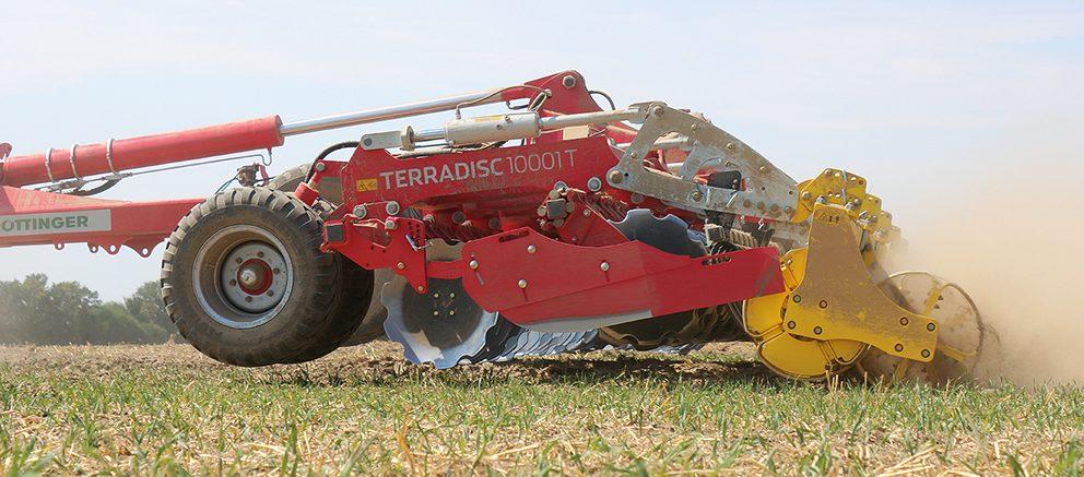 Pöttinger Terradisc van 8 en 10 meter werkbreedte Agri Trader Test Jaarboek (5)