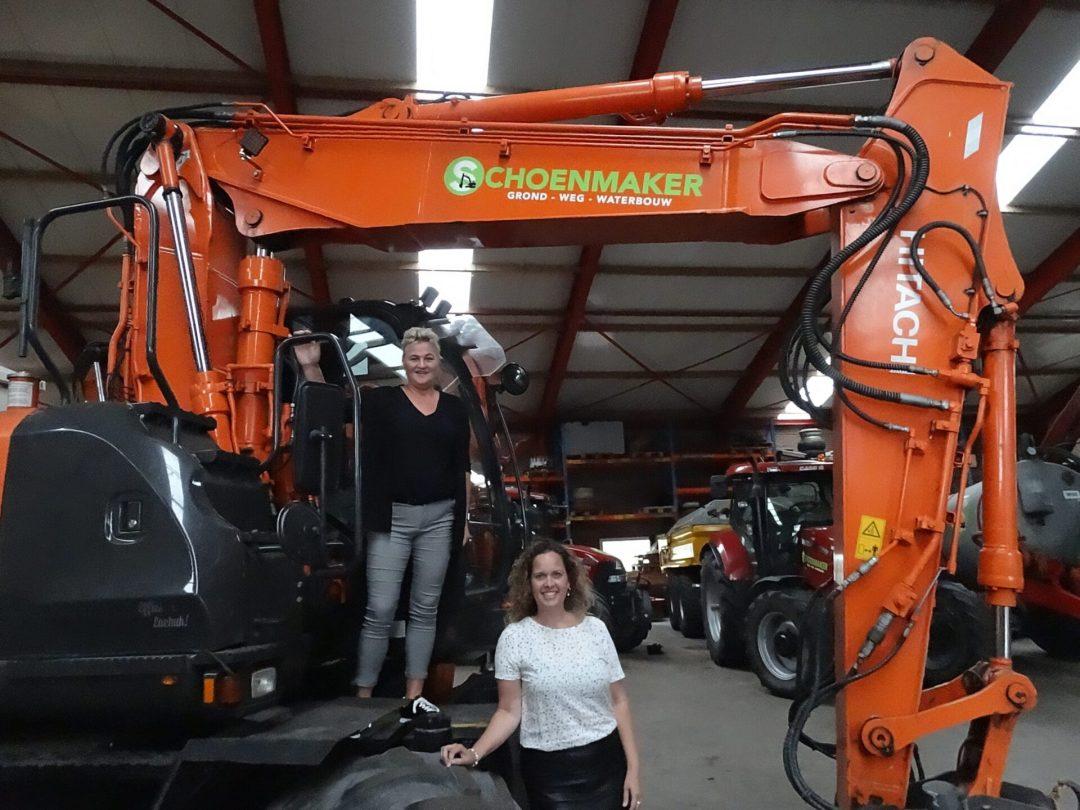 Hier werk ik- Marga Schoenmaker en Chantal de Groot - Schoenmaker B.V. in Beverwijk - Agri Trader (1)