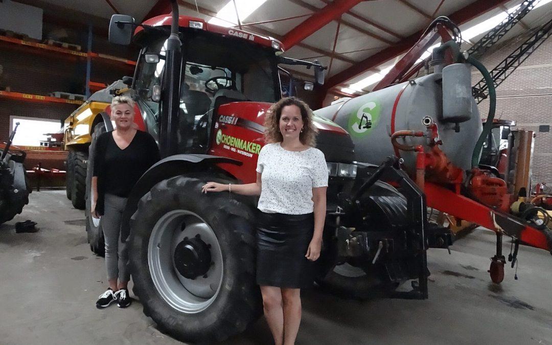 Hier werk ik- Marga Schoenmaker en Chantal de Groot – Schoenmaker B.V. in Beverwijk