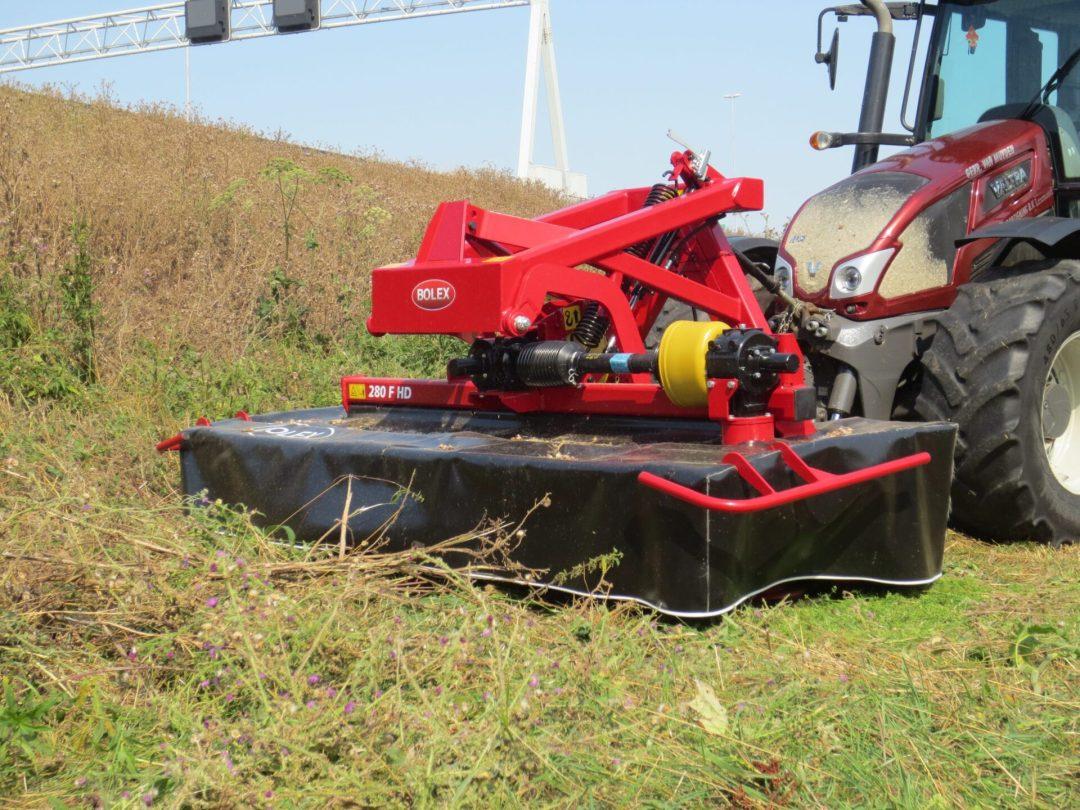 Op de dam bij - Handelsonderneming Bolex B.V. - Agri Trader (2)