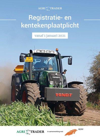 Webinar over de registratie- en kentekenplaatplicht in de agrarische sector