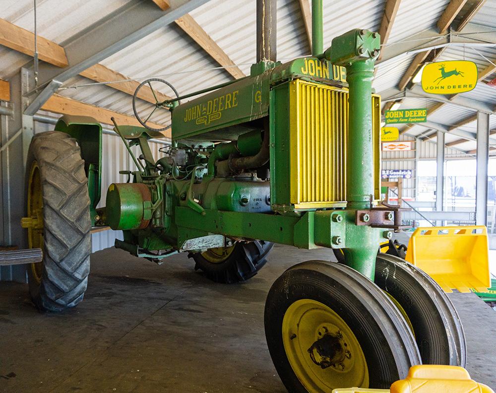 Op de dam bij - Tractorenhandel Exloo (4)