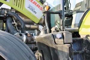 Claas Axion 900 Rijtest - 400 pk grens doorbroken Agri Trader Test Jaarboek - (6)