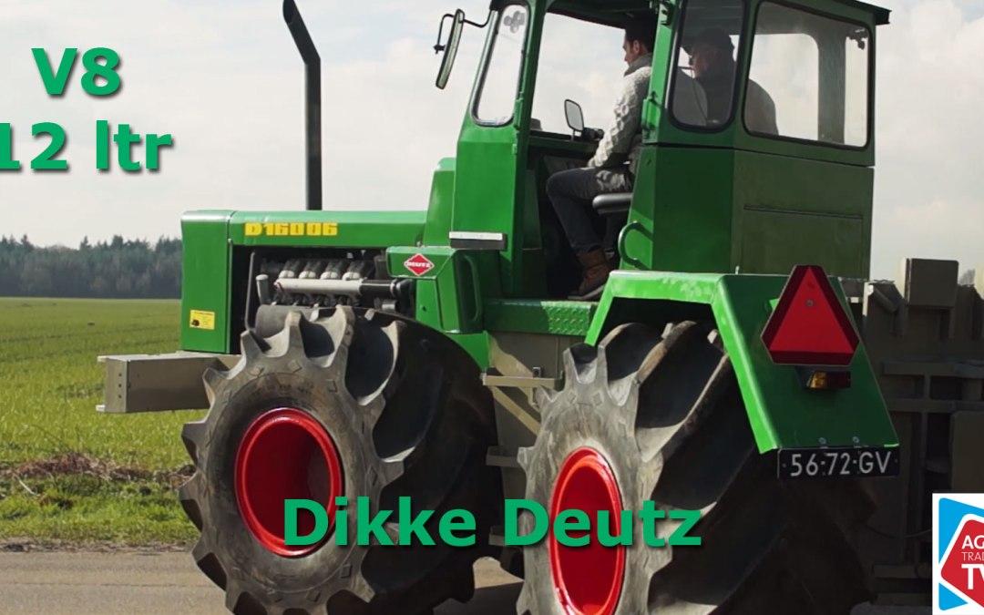 Dikke Deutz met V8 – AgriTraderTV #30