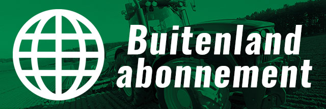 Buitenland abonnement op Agri Trader