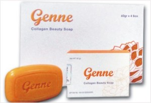 genne sabun collagen