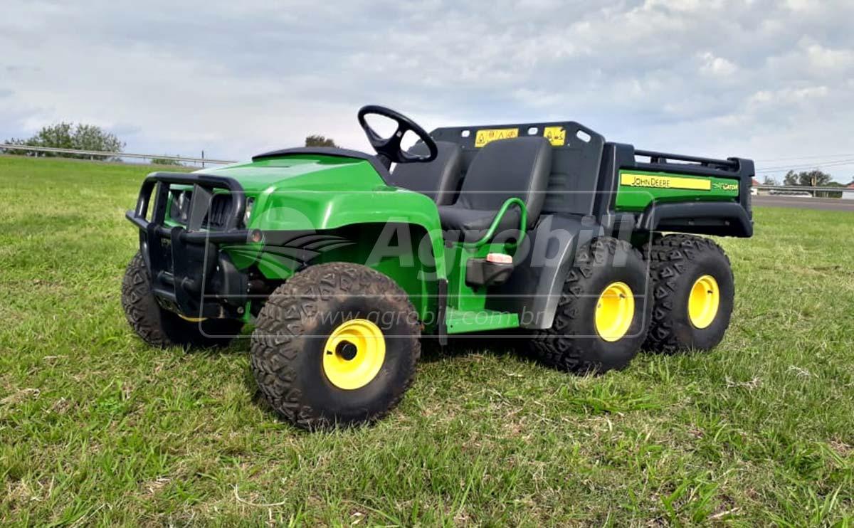 John Deere 6×4 ano 2012 – Diesel - Tratores - John Deere - Agrobill - Tratores, Implementos Agrícolas, Pneus