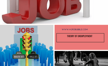 Theory of unemployment