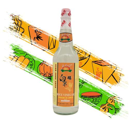 VINAGRE DE ARROZ 620ML A00541