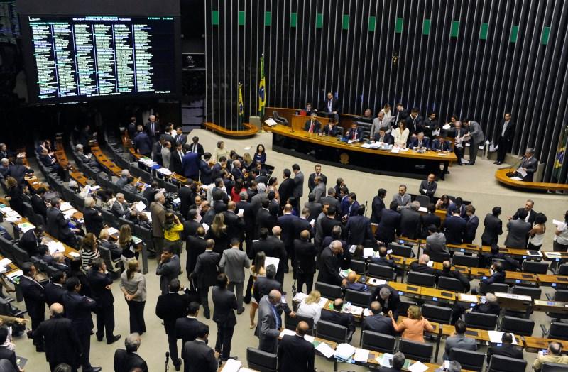 a - plenario camara