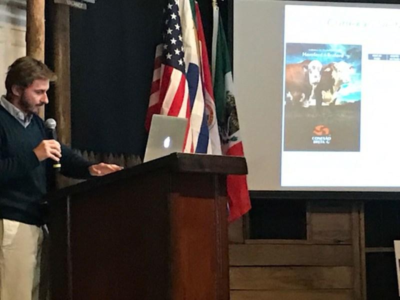 Eduardo Eichenberg Apresentação Houston - Crédito Conexão Delta G Divulgação