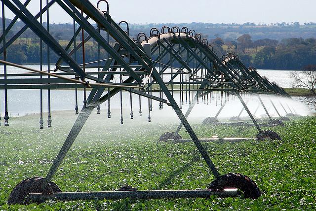 agricultura irrigacao