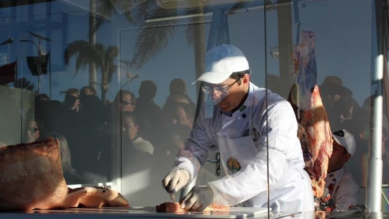 vitrine angus preparo churrasco
