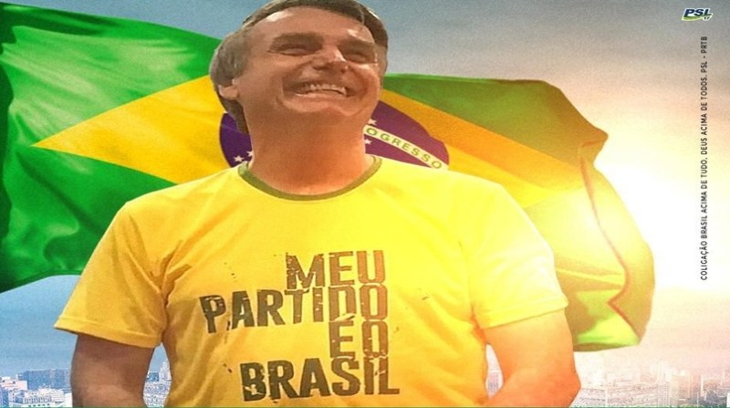 Jair Bolsonaro E Eleito Presidente Do Brasil Agroemdia