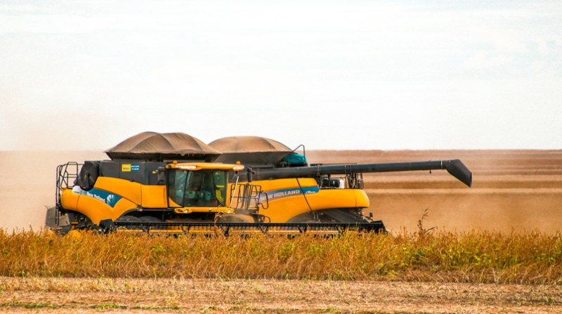 colheita soja piaui