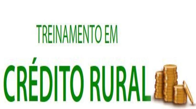 credito rural treinamento