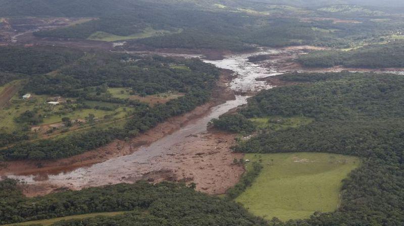 brumadinho barragem rompimento isac nobrega presidencia