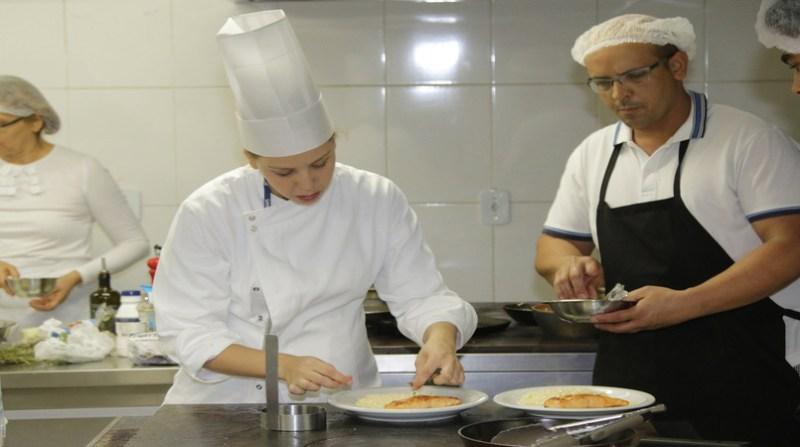 curso senac df cozinheiro senac df divulgação