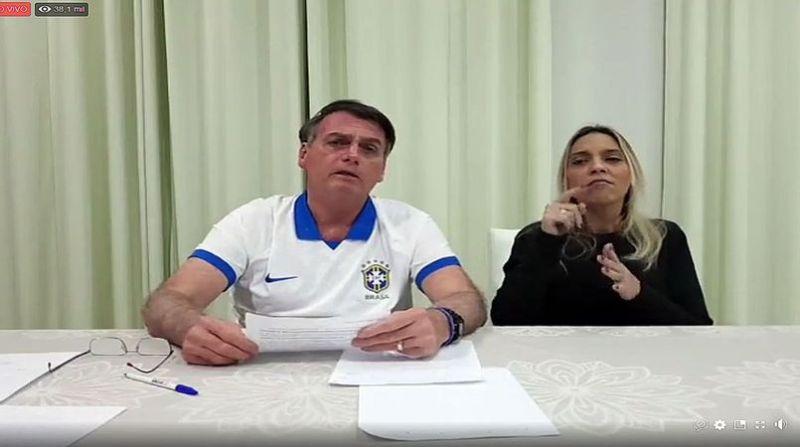 bolsonaro live facebook